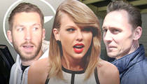 Calvin Harris -- Taylor Meeting Tom's Mom Is a Joke ... Just Ask MY Mom
