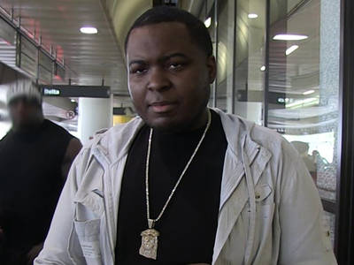 Sean Kingston -- Dudes Jacked My $300k Chain!!