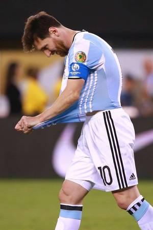 Lionel Messi's Big Miss