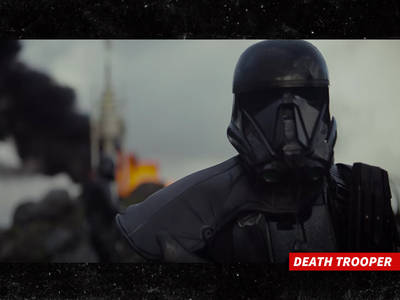 'Star Wars' -- 'Death Troopers' ... The New Birthday Party Clowns!! (PHOTO)
