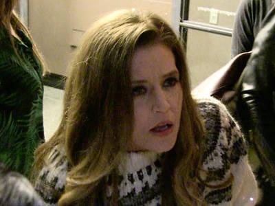 Lisa Marie Presley -- My Ex took a Hunka-Hunk of My Money