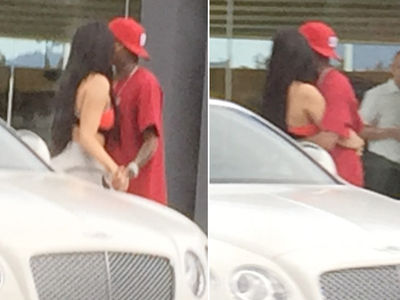 Kylie Jenner, Tyga -- In Case There Was Any Doubt ... (PHOTO GALLERY + VIDEO)
