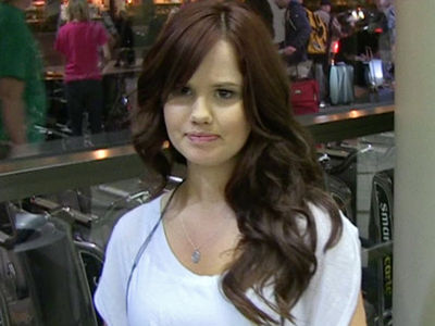 Disney Star Debby Ryan -- Pleads No Contest in DUI Case