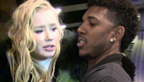 Iggy Azalea -- I Caught Nick Cheating In Our House ... On Video!!!!