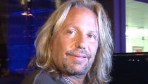 Vince Neil -- Charged with Brutalizing Autograph Hound