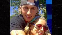Kim Zolciak's Daughter -- Caught a Pitcher!! (PHOTOS)