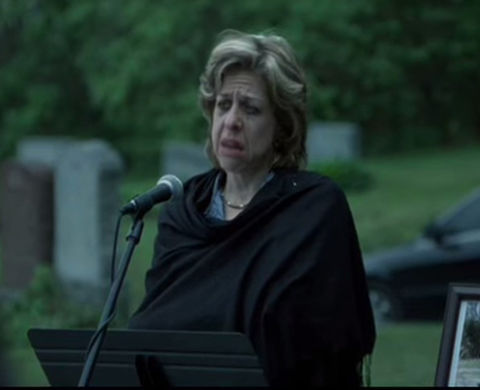 """Jackie Hoffman is best known for playing Aunt Sylvia Largeman -- opposite Natalie Portman and Zach Braff in the 2004 independent comedy, """"Garden State."""""""