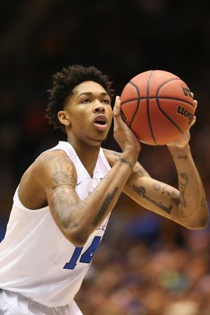 Brandon Ingram -- On the Court