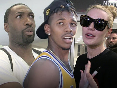 Gilbert Arenas -- Iggy Should Blame Herself ... You KNEW You Couldn't Trust Nick!
