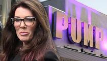 Lisa Vanderpump -- Restaurant Sued ... Would You Like Glass in Your Calamari?