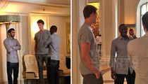 NBA's Meyers Leonard -- Courted By Raptors Coach ... In Bev Hills Meeting (PHOTO)