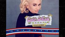 Gwen Stefani -- 4th of July Concert Fire Sale
