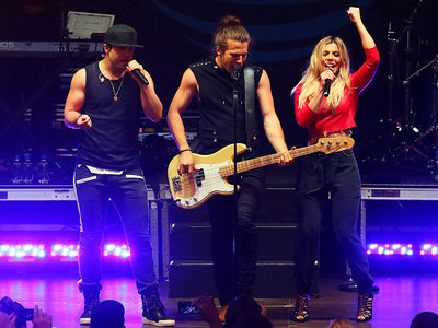 The Band Perry -- Concert Cancelled Over Security Threats
