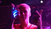 Kourtney Kardashian -- Miami Run-In ... With Bieber