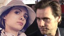 Jim Carrey's Girlfriend -- Suicide Note Shows Despair Over Breakup