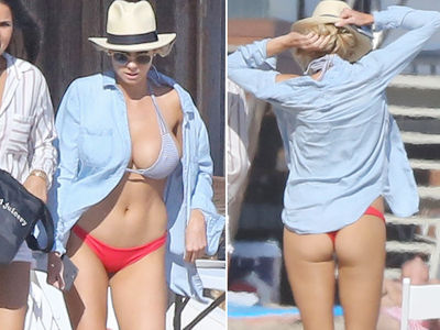 Charlotte McKinney -- God Bless America (PHOTO GALLERY)