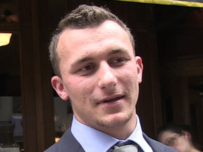 Johnny Manziel -- Military Witness In Hit-and-Run ... 'Didn't Seem Drunk' (PHOTO)