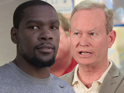 OKC Mayor -- Kevin Durant Got Bad Advice ... 'I Suspect It Won't Work Out'