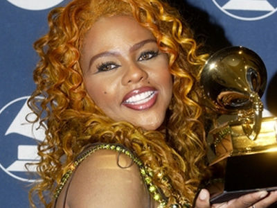 You Gotta See What Lil' Kim Looks Like Now -- Looks GREAT at Diddy Bash!