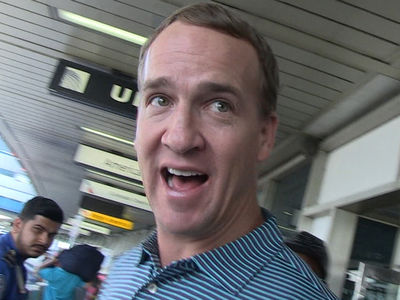 Peyton Manning -- 'I Think Von Miller Will Re-Sign' ... 'Both Sides Want It' (VIDEO)