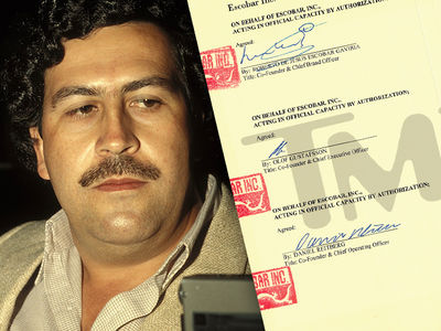 Pablo Escobar -- Brother Threatens Netflix Over 'Narcos' (DOCUMENT)