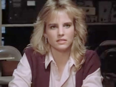 Hot Psychic Student in 'Ghostbusters': 'Memba Her?