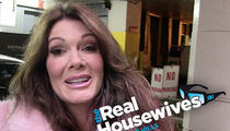 Lisa Vanderpump -- Negotiates Hard Bargain ... Back for More 'RHOBH'
