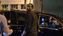 Luol Deng -- Here For The Deng Party ... Celebrates Lakerness At Hollywood Night Spot (VIDEO)