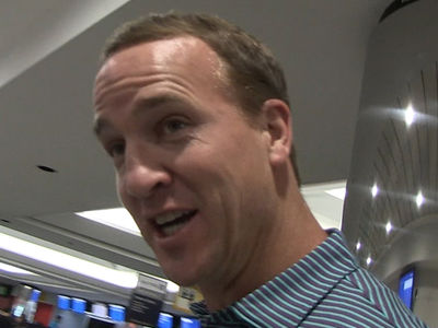 Peyton Manning -- My Neck Feels GREAT ... But I Ain't Coming Back (VIDEO)