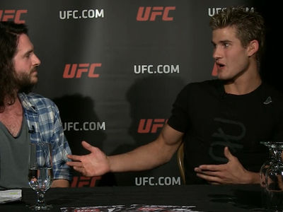 UFC's Sage Northcutt -- I'd Love To Be An Action Star ... And Train With Van Damme (VIDEO)