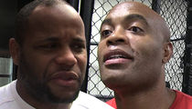 Anderson Silva to Fight Daniel Cormier at UFC 200