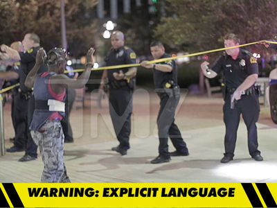 Dallas Assassinations -- Police Incredibly Calm Under Pressure (VIDEO)