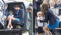 Prince George -- Fit to Have a Fit .... (PHOTO GALLERY)