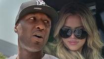 Lamar Odom -- Files Divorce Docs ... Umm, Exactly What She Said