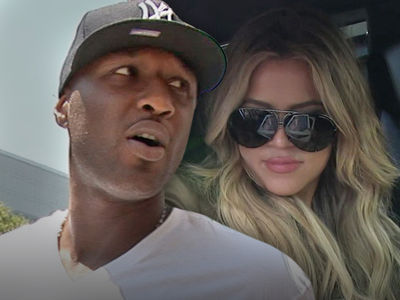 Lamar Odom -- Files Divorce Docs ... Umm, Exactly What She Said