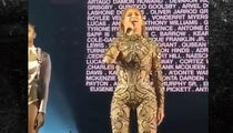 Beyonce -- Salutes Sterling and Castile in Concert (VIDEO)
