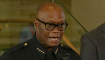 Dallas Police Chief David Brown -- Shooter Wanted to Kill Whites, Cops (VIDEO)