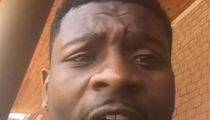 LaDainian Tomlinson -- Athletes Need to Be Leaders ... Stop Worrying About Money! (VIDEO)