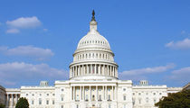 U.S. Capitol On Lockdown