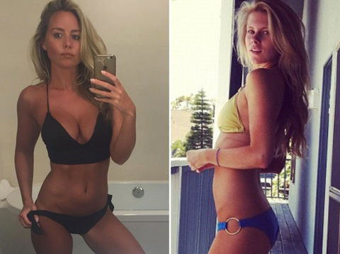 Carly Baker vs. Chrissy Blair