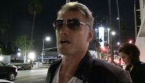 Dolph Lundgren -- Drago's Son Would Kill Creed's Son ... Literally (VIDEO)