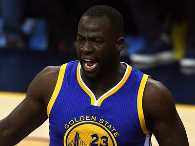 Draymond Green -- Arrested for Assault