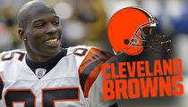 Chad Johnson -- Nabs NFL Coaching Gig