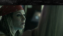Miesha Tate & Holly Holm -- Real Tough Acting ... In New Action Flick (VIDEO)