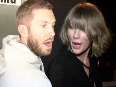 Calvin Harris -- Yeah, Taylor Swift Wrote the Lyrics But ... I'm Not Gonna Be Her Doormat!