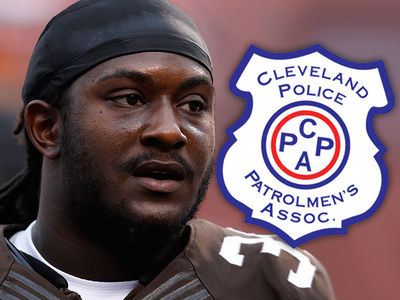 Isaiah Crowell -- Cop Org Accepts 2nd Apology ... 'It Was Sincere This Time'
