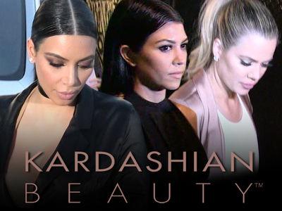The Kardashians -- Call 'Kardashian Beauty' Line Bogus ... We're NOT Part of It!!!