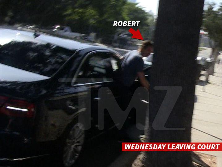 Robert Downey Jr. -- Cool Juror in Car Crash Case (PHOTO)