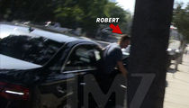 Robert Downey Jr. -- Cool Juror in Car Crash Case (PHOTO)