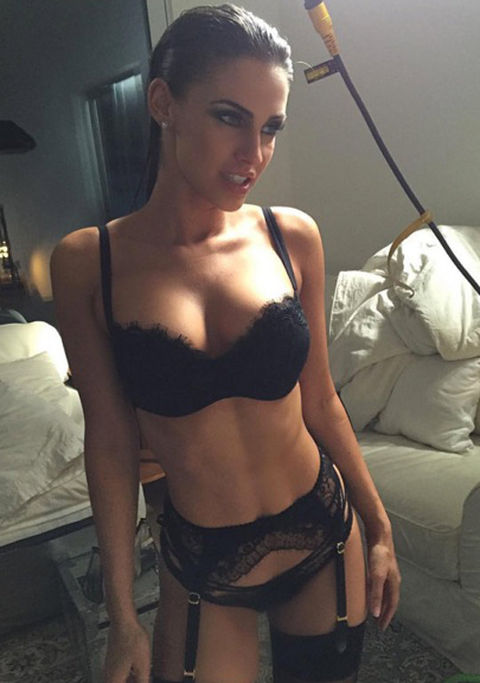 Jessica Lowndes!